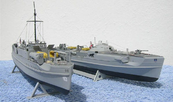 72nd E-Boats ar... E Boats