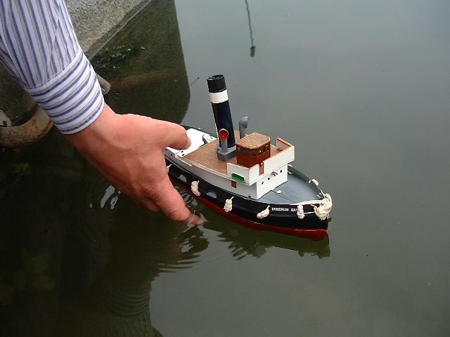 Model Boat Mayhem