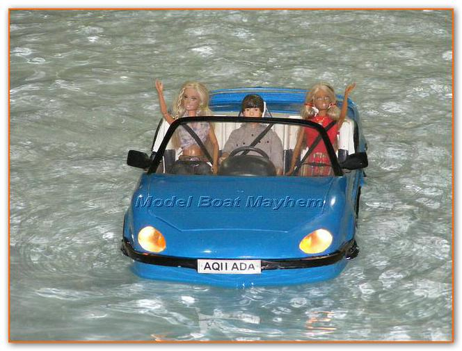 International Model Boat Show 2012